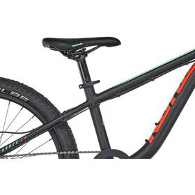 """Kona Honzo 24 - Bicicletas para niños - 24"""" negro"""